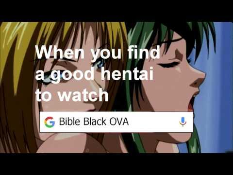 Google search: Bible Black OVA
