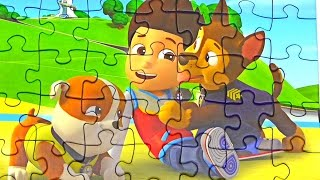 Paw Patrol Ravensburger Puzzle Games for Kids