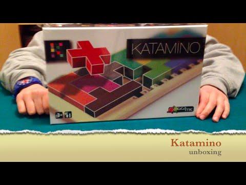 Katamino unboxing y como se juega