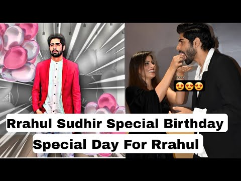 Download Rrahul Sudhir Birthday 🎂 #rrahulsudhir
