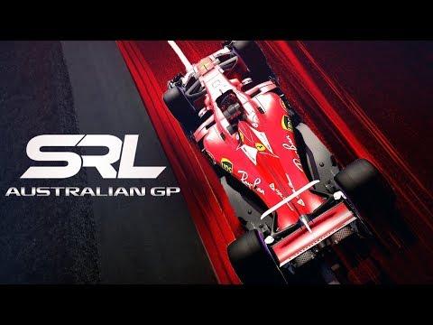 LEAGUE RACING IS BACK - SRL Round 1: Australia