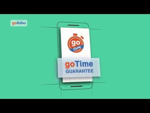 Goibibo GO-Time Guarantee
