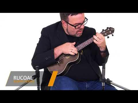 Ortega RUCOAL Konzert-UkuleleNeu