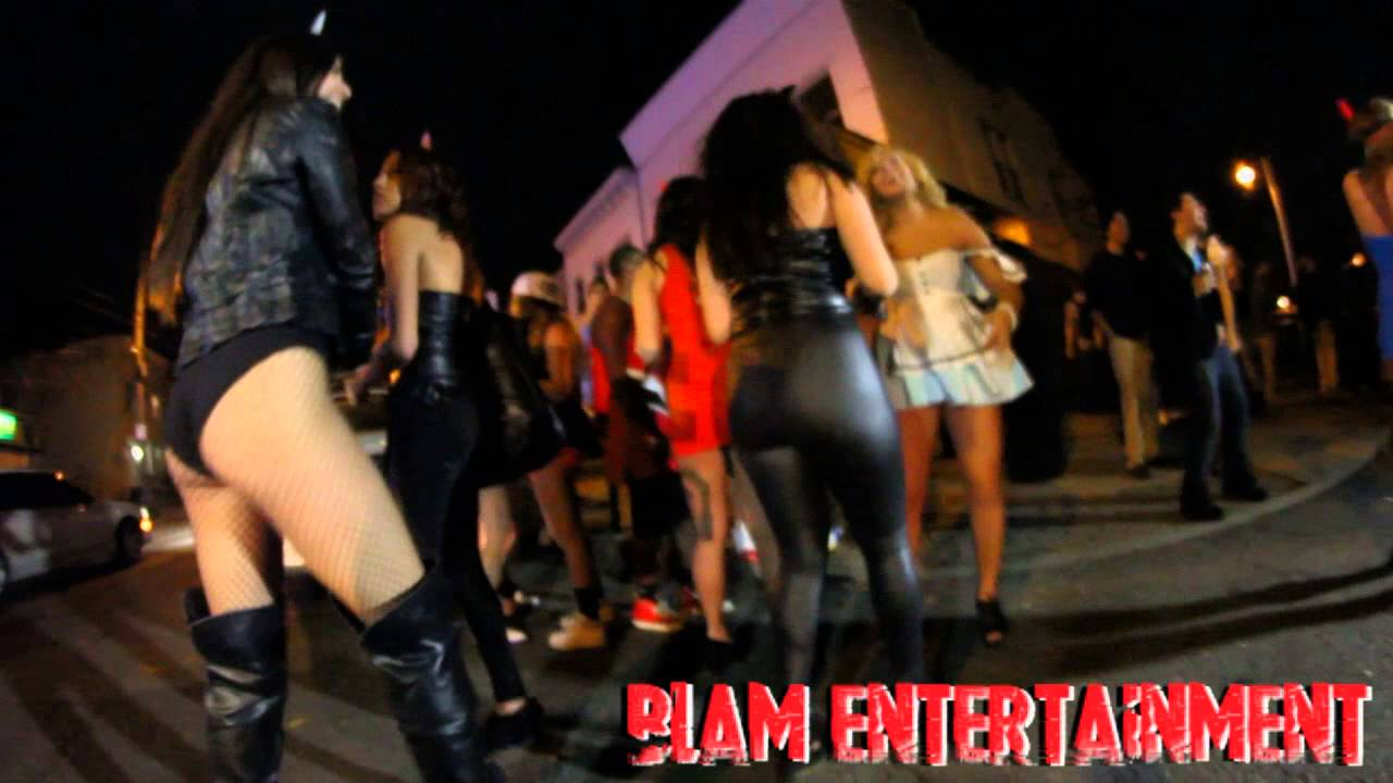 HALLOWEEN 2012 IN ALBANY PT 1 - YouTube