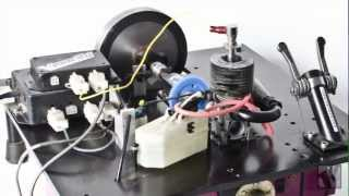 Nitro RC Car Engine X-DYNO with Velocity RC Magazine