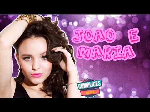 João e Maria (Letra) - Larissa Manoela