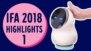 IFA 2018 Highlights 1 - Big Screens