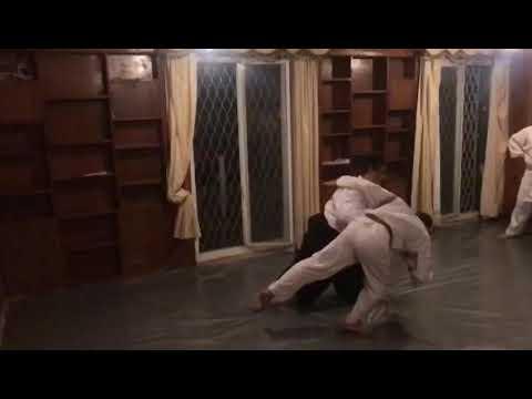 Roberto Aragon @ Aikido Xalapa Aikikai