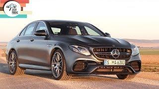 Mercedes-AMG E63 S 4MATIC+ 4.0 V8 612 KM: Wszechstronność do potęgi - #266 Jazdy Próbne