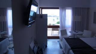 Sea view room at Melia Salinas, Lanzarote