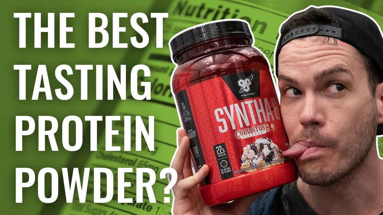 Bsn Syntha 6 Protein Powder Review Big Ingredient List Barbend