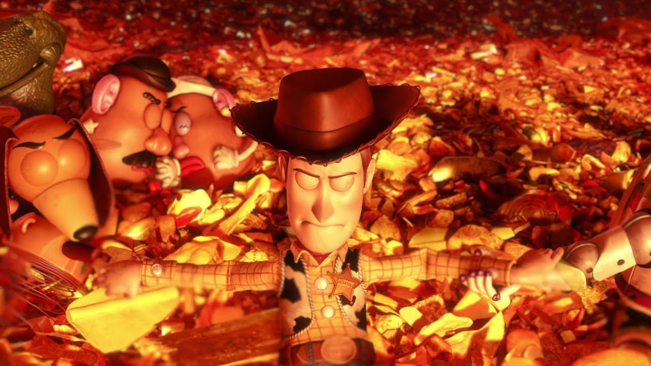 Download Toy Story 3 | Lotso Betrays Woody And The Gang HD