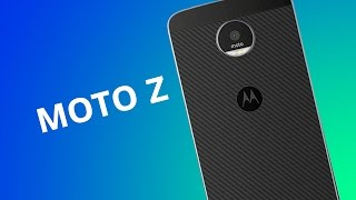 Moto Z: a análise completa! [Review]