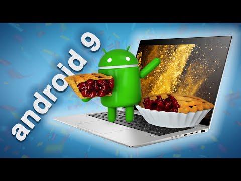 Как установить Android 9 на компьютер, ноутбук