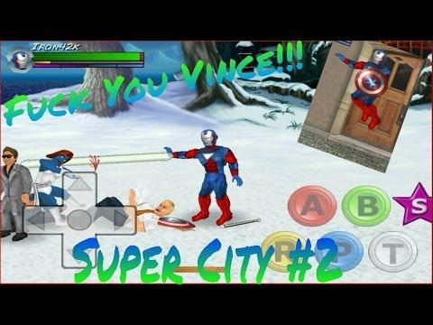Super City Episode 2: Vince The Rival!!!