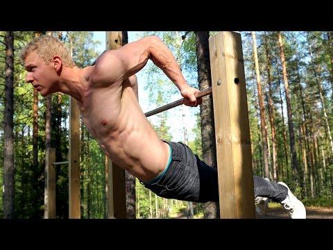 Calisthenics Bar Workout 2016
