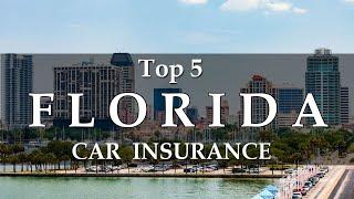 Best Car Insurance in Florida US 2021 - 🚗 Watch before Buy Car insurance Florida America  {Top 5}