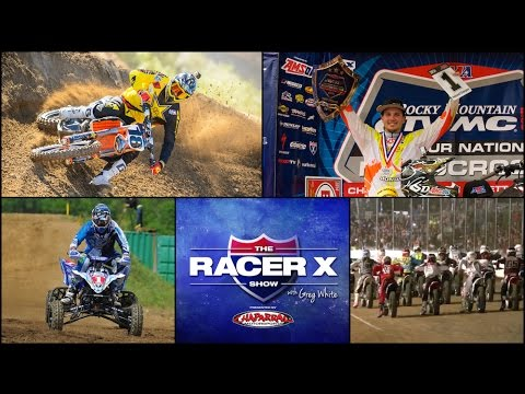The Racer X Show - #7 - 8/5/2014