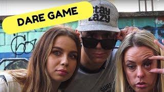 IZGUBILA SAM MAMU?! - DARE CHALLENGE | Petra & LayZ w/ Andrea Andrassy