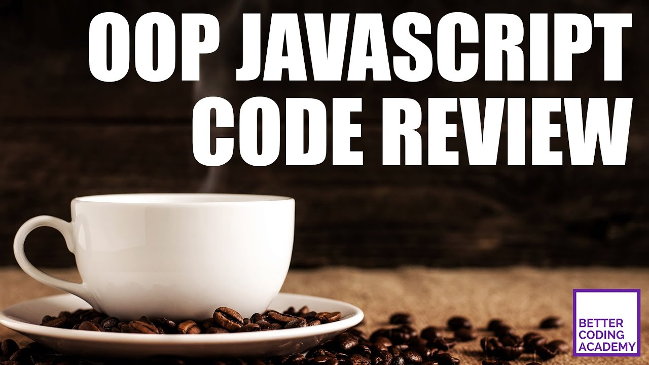 Professional JavaScript Developer Reviews OOP Project