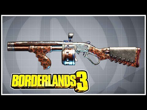 The Garcia Borderlands 3 Legendary Showcase
