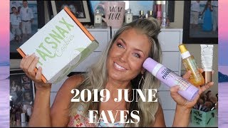 JUNE FAVORITES | NEW SUNLESS TANNING PRODUCT | HOT MESS MOMMA MD