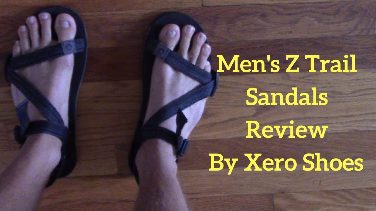764d1c9a994f Z Trail Sandal Xero Shoes Review (Men s Hiking Walking Sandals ...