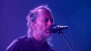 Radiohead - No Surprises - Paris Zenith 2016, 23 mai.