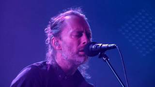 Radiohead - No Surprises - Paris Zenith 2016