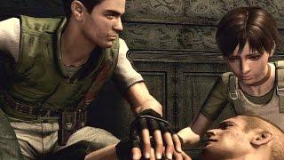Resident Evil (Remastered) - Walkthrough Part 3 - Rebecca Chambers