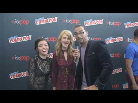 Reverie  Jessica Lu & Kathryn Morris  NYC Comic Con