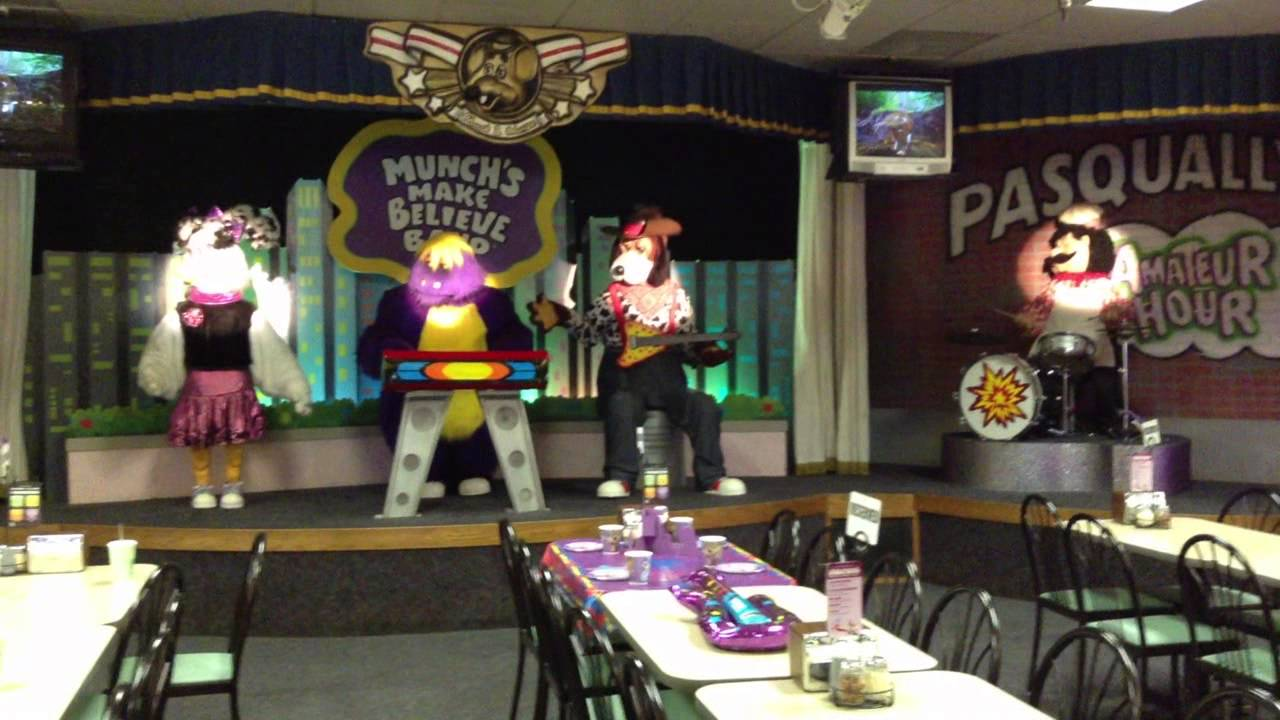 Chuck e cheese in wichita kansas