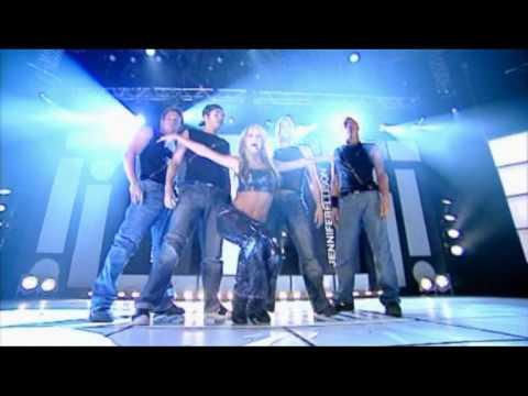 Jennifer Ellison  Baby I Don't Care Live at TOTP 20030621.mpg