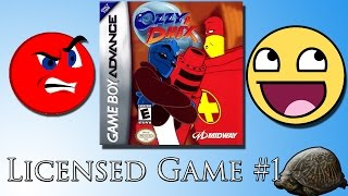 Ozzy and Drix: The Video Game | HiddenTurtle