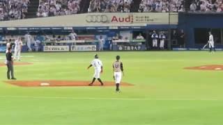 井口引退試合を劇的なサヨナラ勝ち! 大地が打った後喜びと興奮のあまり...