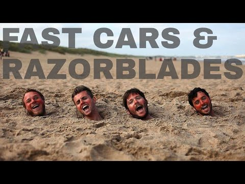 Mike Gatto - Fast Cars & Razorblades [OFFICIAL VIDEO]
