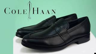 Cole Haan Men's Solid Pinch Campus Penny Loafer