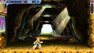 PSP Longplay [008] Mega Man: Maverick Hunter X (Part 1 of 2)