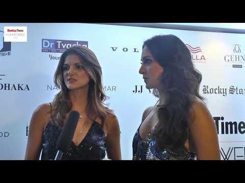 Nandita Mahtani | Bombay Times Fashion Week 2017 | Talent Factory |