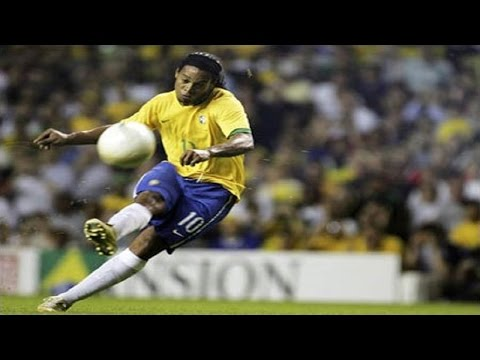 Ronaldinho ● All 66 Free Kick Goals in Career