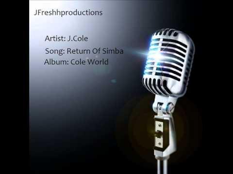 J Cole-Return Of Simba