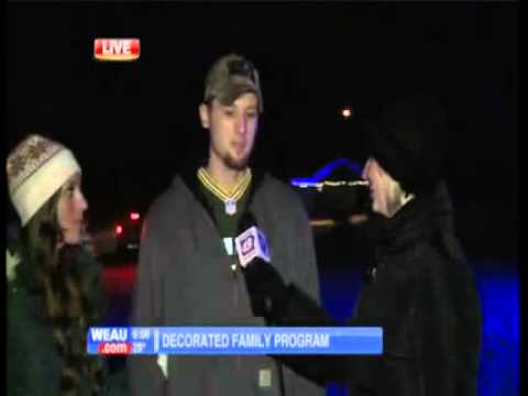 2014 12 09 WEAU TV 1NBC Eau Claire, WI