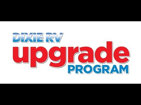 Dixie RV UPGRADE Program