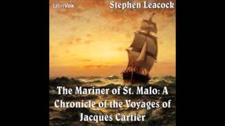 The First Voyage -- The Gulf of St Lawrence by Stephen Leacock