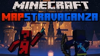 Minecraft Mapstravaganza! Enchanted Land, Action Movie and Magnificent Mini Games!