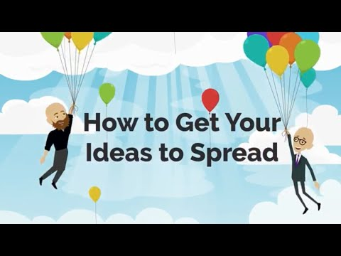 Seth Godin Animated Video -  How to get your ideas to spread