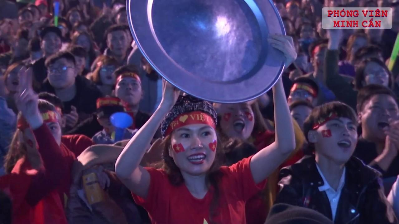 U22 Việt Nam vô địch Sea Games 30 | Triệu người ĐI BÃO mừng chiến thắng.