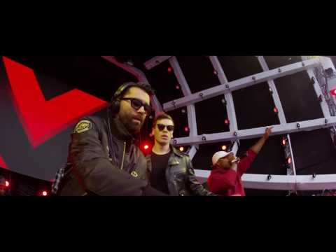 Yellow Claw Live Full Set Mix @  Dance Valley 2016