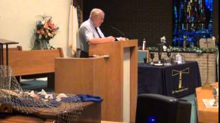 "Pastor William Kerr: ""Restored"" Isaiah 2:1-4"
