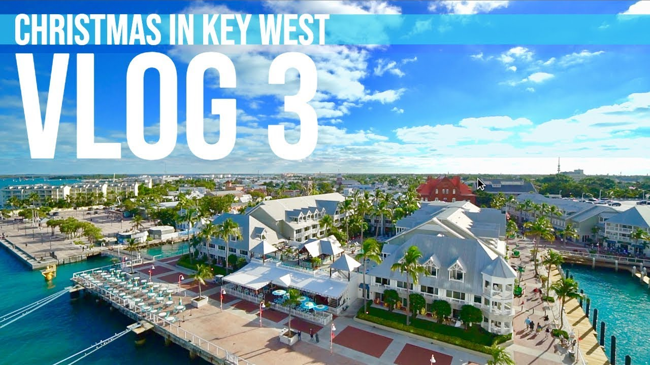 Christmas Carnival Cruise.Christmas In Key West Carnival Cruise Vlog 3